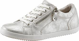 Chaussures De Sport Arizona Laag Bleu / Blanc Fumé 3cA5b