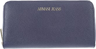 Wallet for Women On Sale, Blue Ocean, Eco Saffiano, 2017, One size Armani Jeans