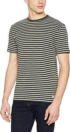 01525 - T-Shirt - À Rayures - Manches Longues - Homme - Blanc (400 Blanc/Navire) - XXX-Large (Taille Fabricant: 7)Armor Lux Dépêchez-vous 1oCzKZ