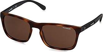 Arnette Herren Sonnenbrille 0AN4236 237573, Braun (Matte Havana/Brown), 56