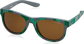 Arnette 0AN4222 235187, Montures de Lunettes Mixte Adulte, Vert (Matte Green Camo On Grey/Darkgrey), 54