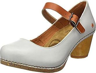 Amsterdam, Zapatos con Plataforma para Mujer, Gris (Memphis Humo), 38 EU Art
