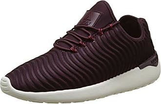 Asfvlt - Sneakers Adultes Synthétiques Unisexe, Rouge, 36 Eu (rouge (vin Ondulé Neo 025))