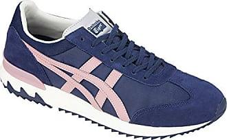 Asics California 78 Ex, Chaussures de Running Mixte Adulte, Bleu (Peacoat/Ash Rose 5824), 36 EU