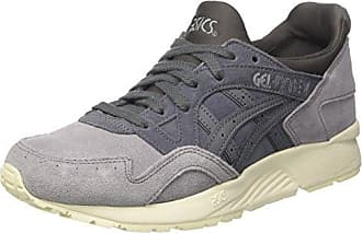 Gel-Respector, Sneakers Basses Femme - Noir (Black/Purple), 37 EU (4.5 UK)Asics