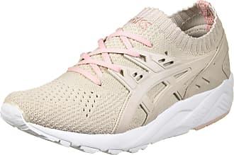 Asics Gel-Kayano Trainer Evo PS, Chaussures de Running Mixte Enfant, Beige (Moon Rock Moon Rock 9191), 27 EU