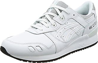 HN6G4 - Chaussures - Baskets Basses - Mixte Adulte - Blanc (White) - 49 (Taille Fabricant: 13)Asics 8xoCzo1Sn