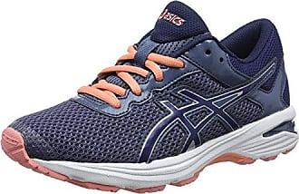 Gel-Fujitrabuco 6, Zapatillas de Entrenamiento para Mujer, Azul (Indigo Blue/Begonia Pink/Smoke 4906), 39.5 EU Asics