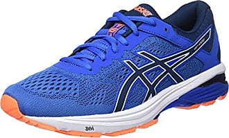 Asics Gel-Phoenix 9, Running Homme, Bleu (Victoria Blue/Shocking Orange/Black 4530), 45 EU