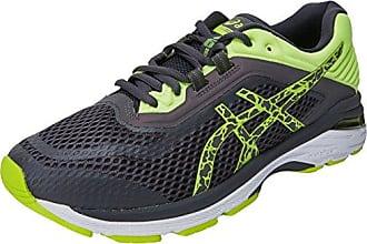 Gt-2000 6 Lite-Show, Chaussures de Running Homme, Gris (Dark Greydark Greysafety Yellow 9595), 49 EUAsics