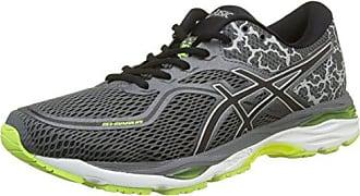 Gel-Phoenix 9, Running Homme, Gris (Stone Grey/Black/Safety Yellow 1190), 42.5 EUAsics