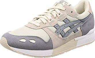 Asics Gel-Lyte, Chaussures de Running Homme, Multicolore (Birchstone Grey 0211), 45 EU