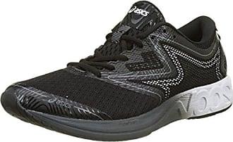 Asics Noosa FF 2, Chaussures de Triathlon Homme, Noir (Black/White/Carbon 9001), 45 EU