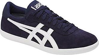 Asics Percussor TRS, Chaussures de Tennis Homme, Bleu (Peacoatwhite), 46 EU