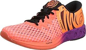 Asics Noosa FF 2, Zapatos de Triatlón para Mujer, Naranja (Flash Coral/Black/Shocking Orange 0690), 40.5 EU