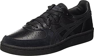 Asics Gel Saga, Sneakers Basses Adulte Mixte - Noir (Black 9007), 42.5 EU