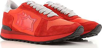 Sneaker für Damen, Tennisschuh, Turnschuh Günstig im Sale, Knallgelb, Wildleder, 2017, 35 36 37 39 40 Atlantic Stars