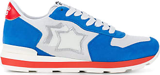Sneakers for Women On Sale, dust Blue, Suede leather, 2017, 3.5 Atlantic Stars