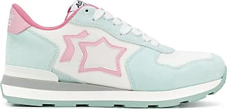 Sneakers for Women, White, suede, 2017, 2.5 3.5 4.5 5.5 6.5 7.5 Atlantic Stars