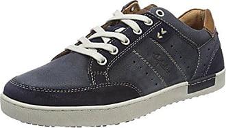 Australian Mellow Leather, Zapatillas para Hombre, Marrn (Tan-Blue-White T30), 45 EU