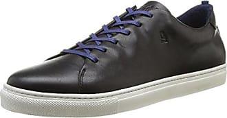 Sneaker Uomo, Nero (Nero (Noir+Blanc 38)), 42 EU Azzaro