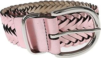 Belt for Women On Sale, Metallic Azure, Leather, 2017, Small Medium B-Low The Belt