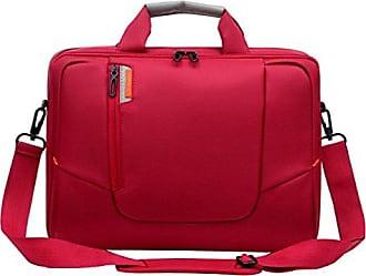 Laptop Sleeve Mit Griff Tragbare Notebook Computer Tragetasche Tasche Für 14 Zoll 15 Zoll 15 6 Zoll,Red-14Inch BAAFG