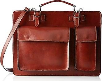 Unisex-Erwachsene Mondial Laptop Tasche, Rot (Rot), 10x30x40 cm Bags4less