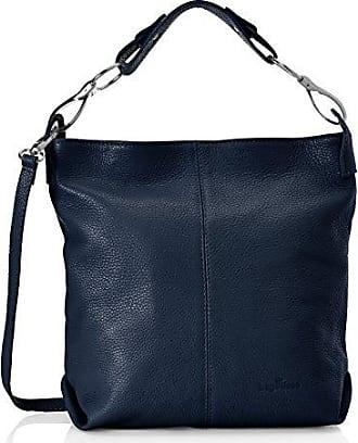 Bags4Less Gloria, Sacs portés épaule femme, Blau (Dunkelblau), 11x27x31 cm (B x H T)