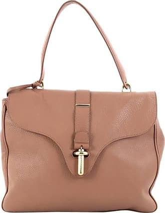 Balenciaga Tube Square Handbag Leather Small 9E5hCL