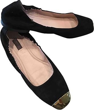 Ballerines Chaussures De Ballerine Pour Les Femmes À La Vente En Sortie, Or Clair, Cuir, 2017, 36,5 39,5 Aquazzura