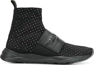 Sock Sneakers - IT39 / Black Balmain BsMZQA