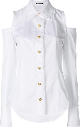 Discount View Reinforced Shoulder shirt Balmain Cheapest Price Cheap Online afrDrClzwl
