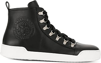 Chaussures De Sport Pour Les Femmes En Vente, Noir, Cuir, 2017, 2,5 4,5 Balmain