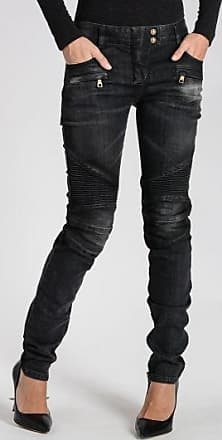 Eastbay Cheap Price Buy Cheap Best Store To Get Stretch Denim Jeans 13 cm Fall/winter Balmain Cheap Shop Discount New Arrival wKCyS0