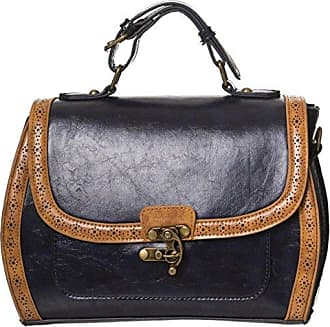 Dancing Days by Henkeltasche HONKY TONK HANDBAG 7087 Blau one size Banned R05A7VYOF