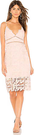 Botanica Lace Dress in Pink. - size Aus 10 / US S (also in Aus 12 / US M,Aus 14 / US L) Bardot
