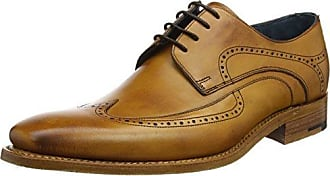 Kingswood, Derbys Homme, Marron (Cedar Calf FW10), 41 EUBarker