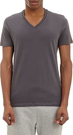 T-Shirt for Men On Sale, Deep Blue, Cotton, 2017, 1 - Uk/Usa S - Ita 46 James Perse