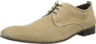 70123803401300, Chaussures Derby Homme - Beige - Beige (Sand 715), 43 EUMarc O'Polo