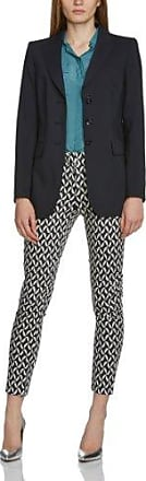 Finishline Vente Pas Cher Veston Femme 918050.001 Short 2-button Jacket - Bleu (Navy) - FR : 42 (Taille fabricant : 14)Basler Jeu Finishline phktF