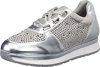 bass3d 41456, Zapatillas para Mujer, Blanco (Hielo), 38 EU