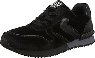 bass3d 041360, Sneaker Donna, Argento (Plomo Plomo), 37 EU