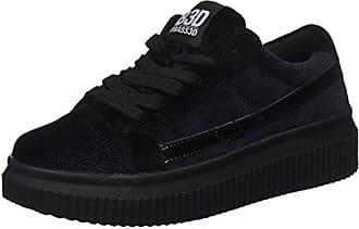 040147, Zapatillas para Hombre, Negro (Black), 42 EU BASS3D