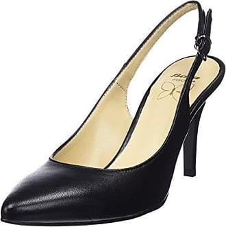 Bata 729178, Zapatos con Tira de Tobillo para Mujer, Negro (Nero 6), 40 EU Bata