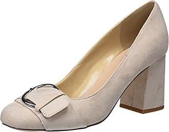 Bata 729199, Zapatos de Tacón con Punta Cerrada para Mujer, Blanco (Bianco 1), 38 EU Bata