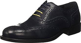 Bata 824801, Zapatos de Cordones Brogue para Hombre, Azul (BLU 9), 42 EU