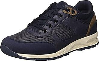 Binz, Zapatillas para Hombre, Azul (Blau 00332), 42 EU Marc