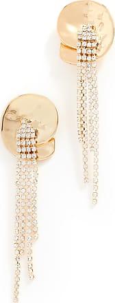BaubleBar Hammered Crystal Strand Earrings eFlTyNj