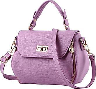 Damen Tasche, violett - dunkelviolett - Größe: One Size ICEGREY
